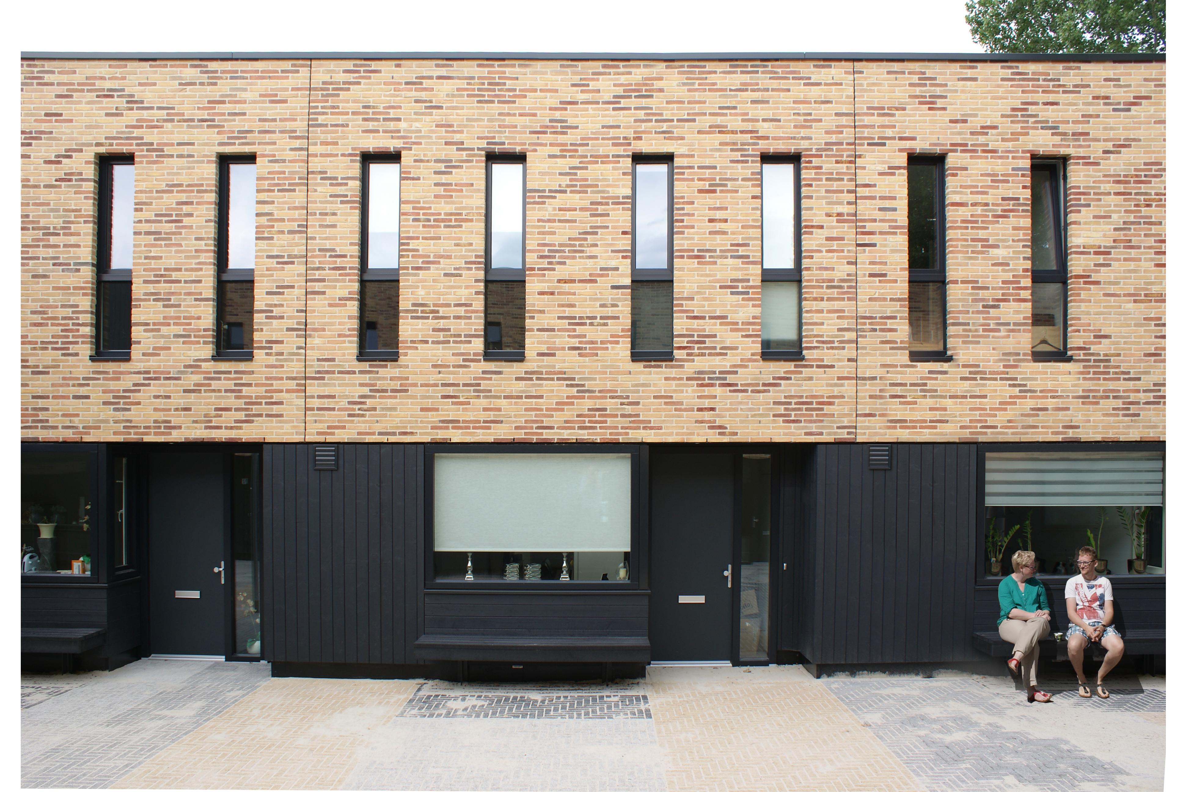 Van Ringen Architecten Soc Woningbouw Nom VKG Nieuwbouwprijs 2014