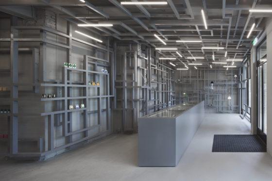 Winnaar herengracht industrie prijs de architect