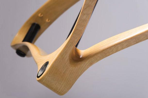 Houten fiets van JAN is Design van de Week