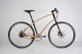 Design van de Week: Houten fiets van JAN