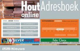 Houtadresboek Online