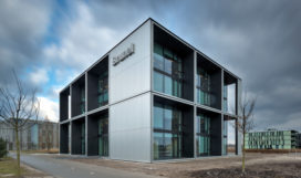 ARC inzending: HTC97-Brunel in Eindhoven door Van den Pauwert Architecten