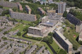 LEVS ontwerpt woonwinkelcentrum Zoetermeer