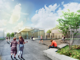 Multifunctioneel sportgebouw De Draai Heerhugowaard door UArchitects