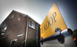 €130 miljard aan woningwaarde verdampt sinds crisis