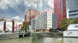 Rotterdam Wijnhaven hotel rijker