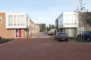 Herstructurering Genestetstraat in Leiden