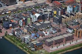 Amsterdam wil IJburg uitbreiden met een nieuw eiland