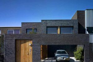 Villa Vollebregt op IJburg door JAM * architecten