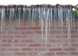 Miljoen schade aan gebouwen door vorst en heftige sneeuwval