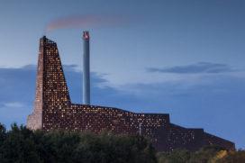 Incineration Line Roskilde Denemarken wint Architizer A + Awards