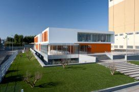 Hoofdkwartier Groep Casillo in Corato (It)