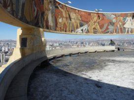 Zaisan monument