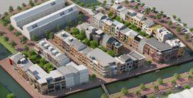 Start (zelfbouw)woningen in Delft