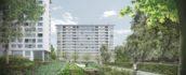 Kempe Thill transformeert flats Jette