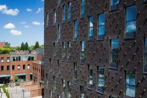 Kop van Oost in Groningen door Mecanoo