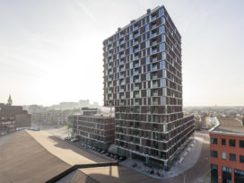'Verticale stad' voor Utrecht