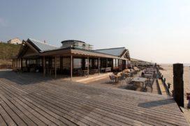 Strandpaviljoen in Zandvoort