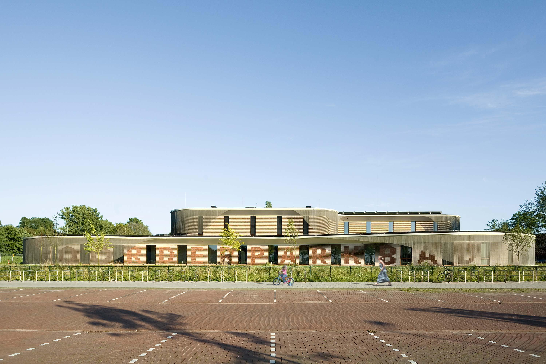 Noorderparkbad uitgeroepen tot mooiste publieke zwembad de architect