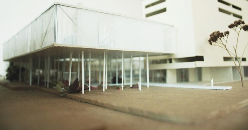 Rietveld academie door Rosa Jonkman en Lindsey van de Wetering_Render Ster van de Week