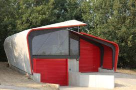 Paviljoen Galderse Meren in Breda