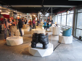 Expositie Slow Tech: 'design between craft and industry'
