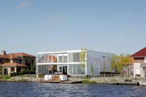 Huis Pesie in Leeuwarden door Archipelontwerpers