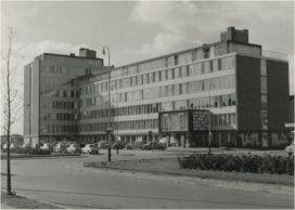 Studentenhuisvesting op het Transformatieplein