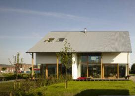 Dubbelwoonhuis Lookwatering in Den Hoorn door DP6