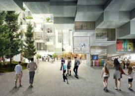 Bjarke Ingels ontwerpt pixelberg voor Toronto