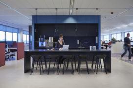 Ex Interiors ontwerpt interieur hoofdkantoor ALD Automotive