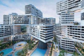 OMA's Interlace beste gebouw van het jaar wereldwijd