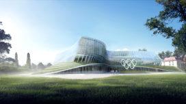 Eerste impressies hoofdkantoor IOC