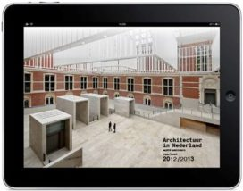 Jaarboek Architectuur in de iBookstore