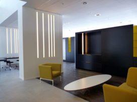 Kantoor IPMMC in Utrecht door Aude de Broissia