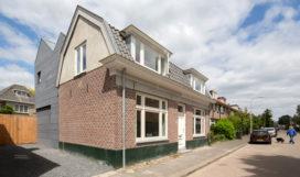 Uitbreiding woonhuis in Zeist door BYTR