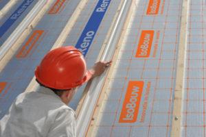 IsoBouw renovatie-trilogie voor het hellend dak