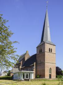 Uitbreiding Protestantse Kerk in Groesbeek