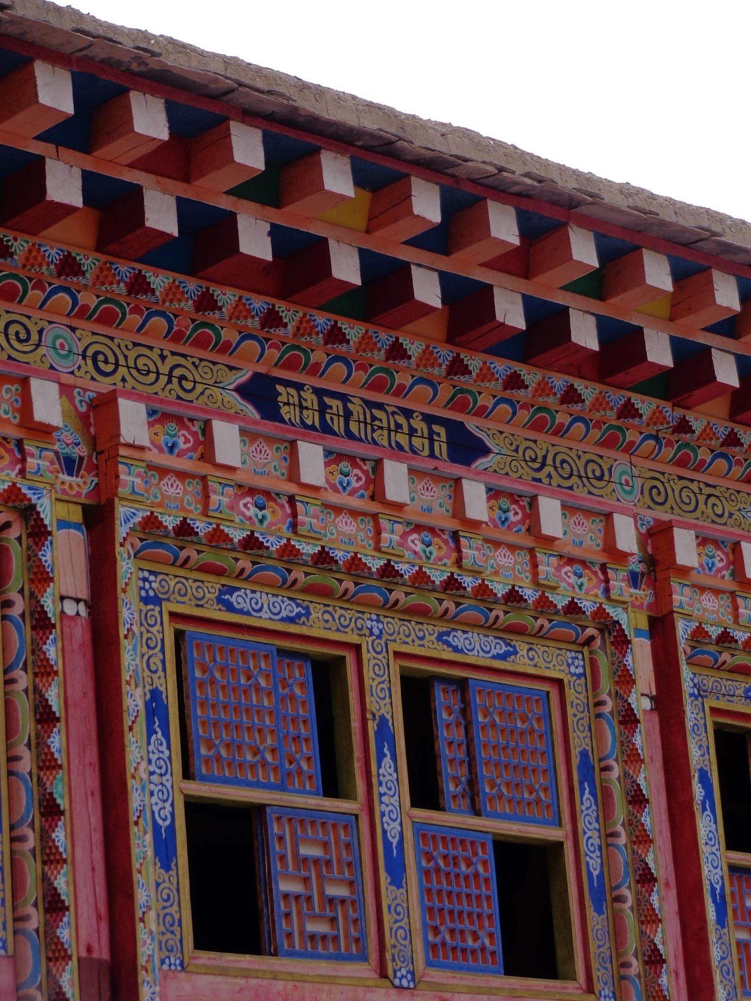 Wederopbouw in Tibet_Jan van Vlerken
