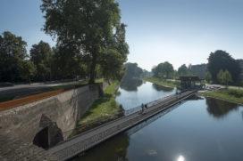 ARC15 Detail inzending: Zuiderpark Stadswalzone en Parkeergarage St.-Jan door Studio Leon Thier