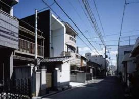 Woning in Osaka door FujiwaraMuro Architects