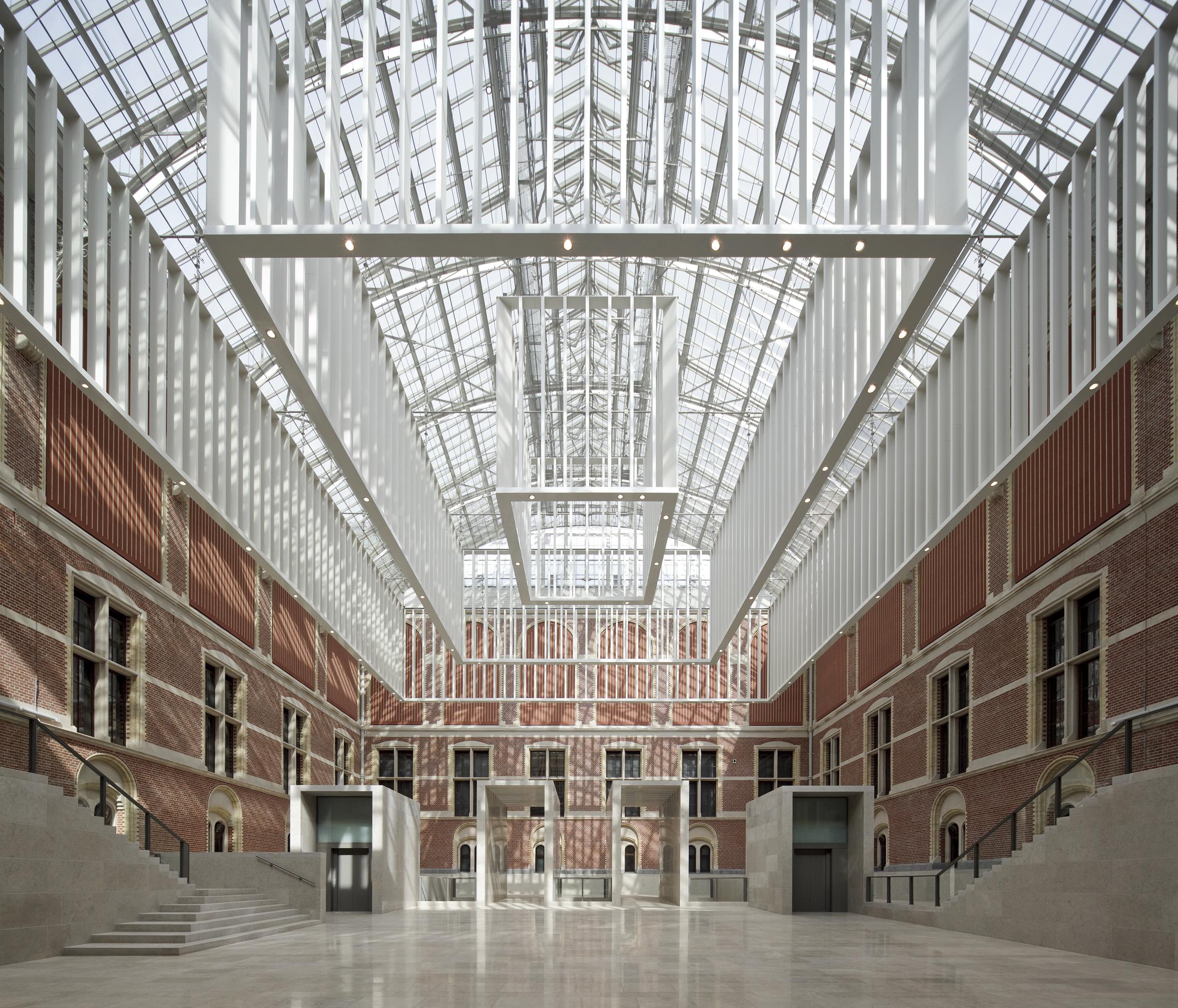 Rijksmuseum door Cruz Ortiz, winnaar Gouden AAP