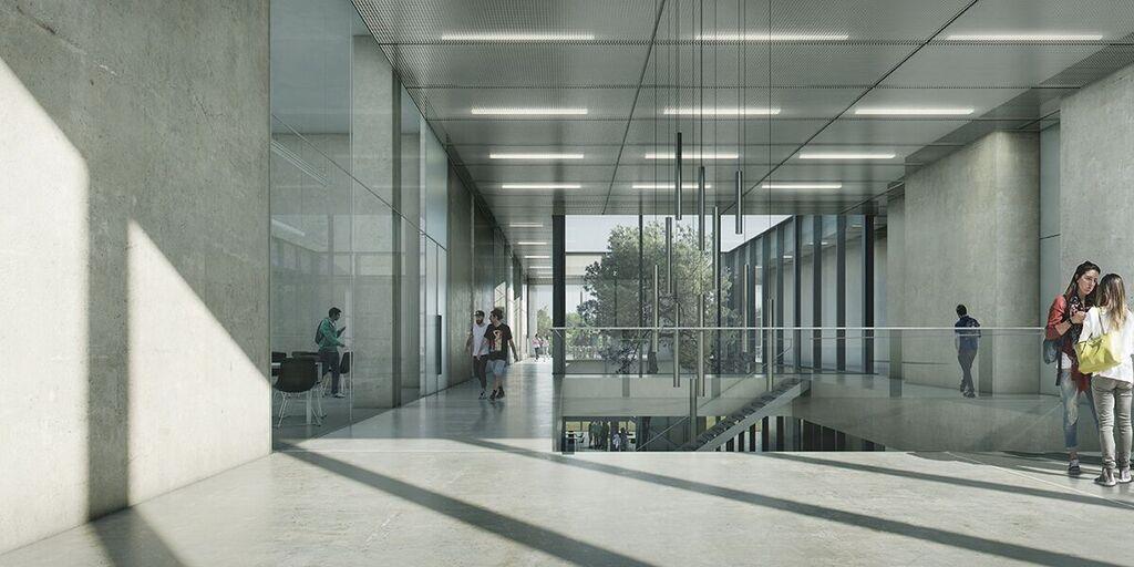 Kaan Architecten OCZ Tilburg