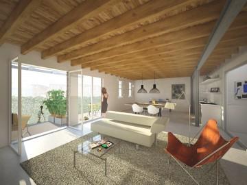 Kaaspakhuis door Mei Architects Render Ster van de Week