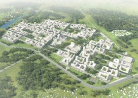 Bijdrage KCAP/NEXT voor A101 Block City Masterplan