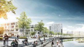 Uitslag ontwerpcompetitie Tampere, Finland