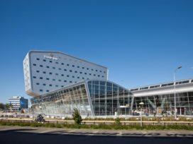 Oplevering uitbreiding terminal en hotel Eindhoven Airport