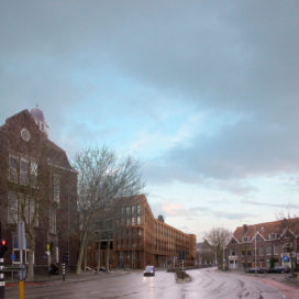 Studentenwoningen KCAP in Delft opgeleverd