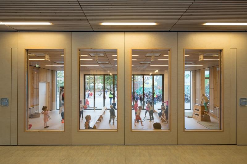 KCAP Ossip van Duivenbode Rozenburgschool Rotterdam