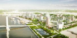 Stedebouwkundig plan KCAP Bordeaux goedgekeurd